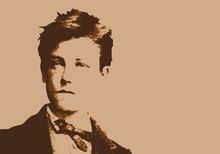 Rimbaud - écrivain - Portrait...
