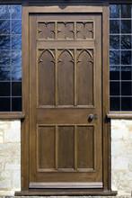 Ornamental Front Door