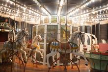 Antique Carousel Turin