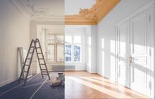 Renovation Concept - Room Befo...