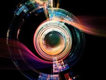 Digital Lens Effect