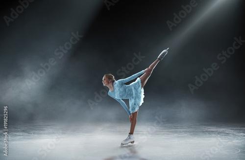 figure skating Fototapeta