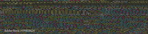 Fotografía Code wallpaper