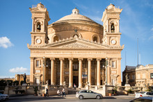 Church, Rotunda Of Mosta,Malta