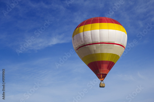 Aerostatic baloon closeup Wallpaper Mural