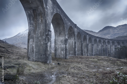 Photo  Glenfinnan Viaduct