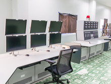 Control Room And Panel For Ope...