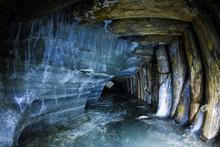 Frozen Groundwater In An Under...