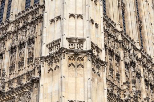 Fotografía Palace of Westminster, details, London, United Kingdom,England.