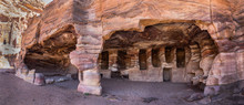 Dwellings Homes In Petra Lost ...