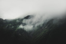 Low Lying Cloud And Fog Rollin...