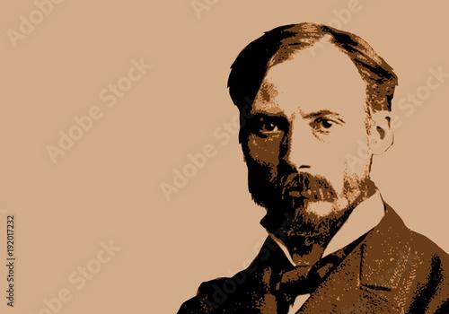 Photo  Renoir - peintre - portrait, personnage célèbre - Auguste Renoir - artiste peint