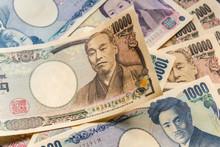 Japan Money Yen Banknotes