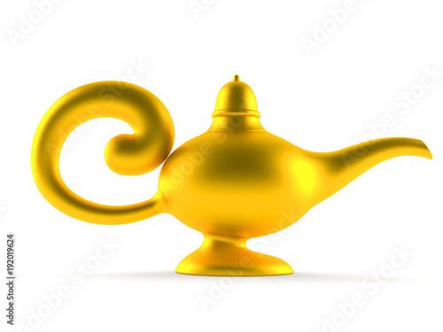 Fotografie, Obraz  Aladdin lamp