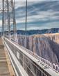 Colorado Royal Gorge Bridge