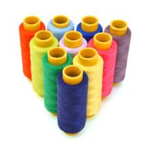Pyramid Of Many-coloured Bobbi...