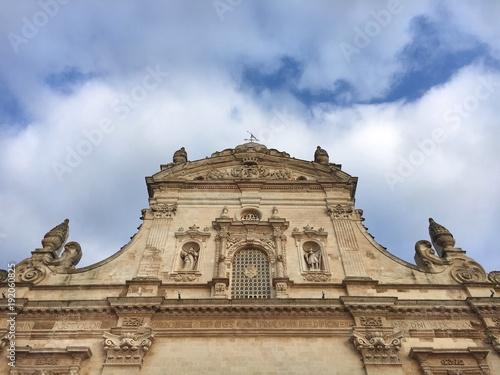 Valokuvatapetti Chiesa Santi Pietro Paolo Galatina