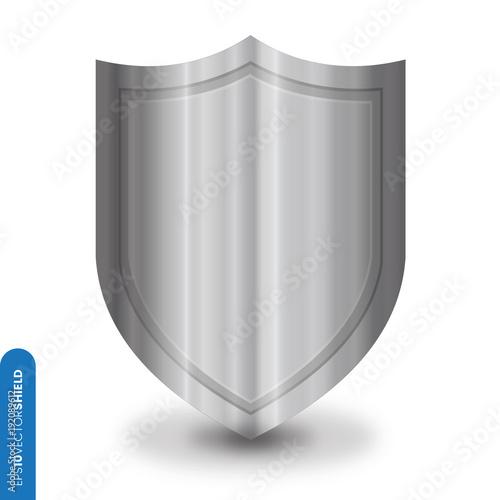 Fotografie, Obraz  Shield Symbol