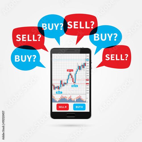 Sell биржа форекс технический анализ валютного рынка онлайн