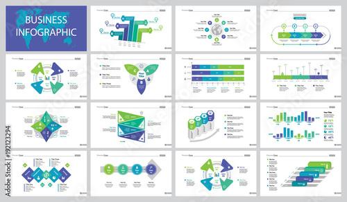 Fotografía  Fifteen Planning Slide Templates Set
