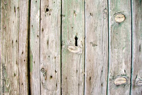 vecchio portone con serratura Wallpaper Mural
