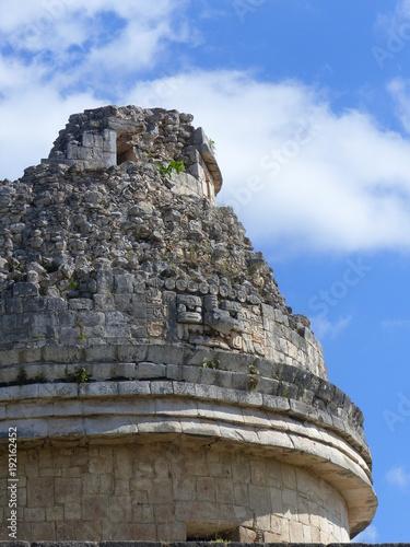 Plakat Świątynia Majów