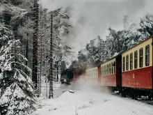 Steam Locomotive - Harz Mounta...