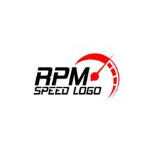 RPM Vector Logo Graphic Abstra...