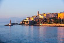 Città Di Bastia In Corsica