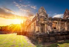 Muang Tam Stone Castle