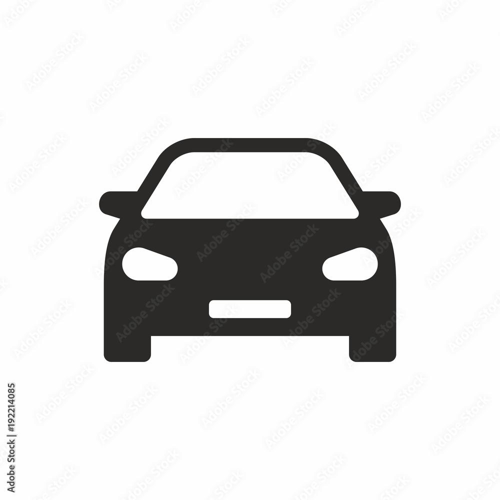 Ikona samochodu <span>plik: #192214085 | autor: Janis Abolins</span>