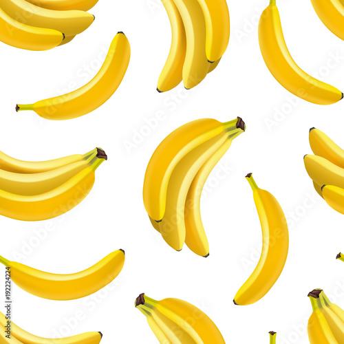 realistyczny-szczegolowy-owocowy-bananowy-bezszwowy-deseniowy-tlo-wektor