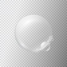 Realistic Soap Bubble