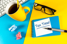 Tax Time - Notification Of The...