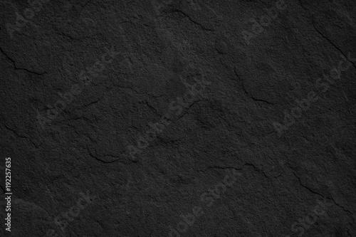 In de dag Stenen Stone Black background texture luxury. Blank for design