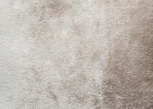 Beige Velvet Background Or Velour Flannel Texture Made Of Cotton Or Wool With Soft Fluffy Velvety Satin Fabric Cloth Metallic Color Material