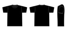 Tshirts Illustration (black / ...