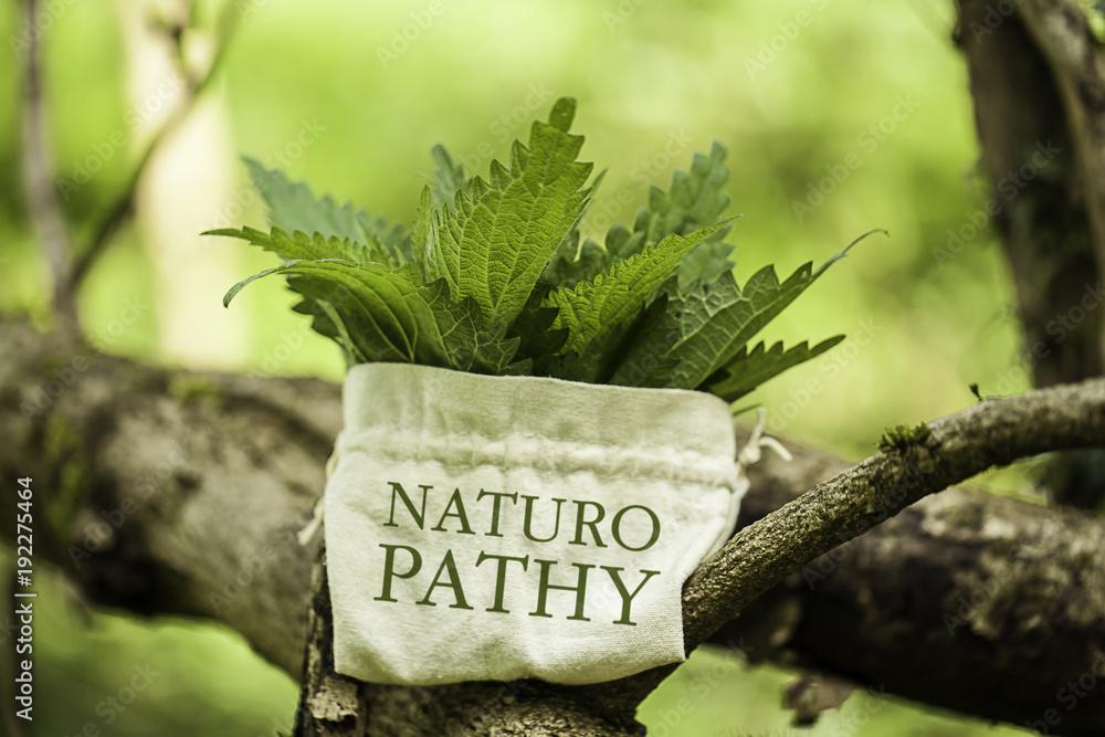 Fototapety, obrazy: Naturopathy
