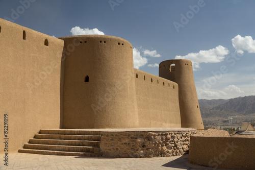 Papiers peints Fortification Fort in Birjand, Khorasan,Iran