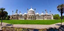 Royal Pavilion Panorama Bright...