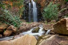 Morialta Waterfall