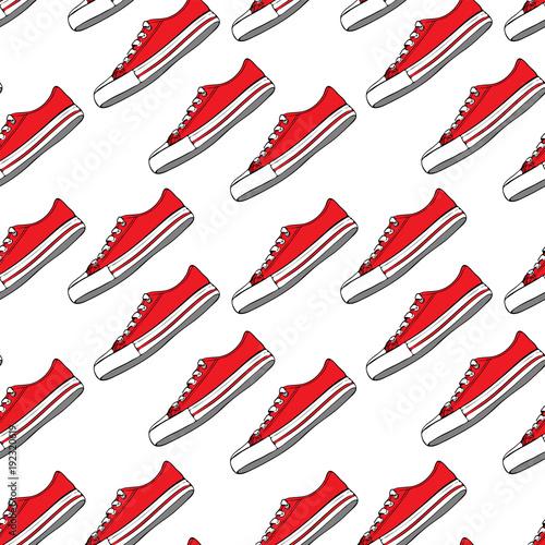bezszwowy-wzor-z-czerwonymi-tekstylnymi-sneakers