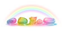 Five Beautiful Rainbow Healing...