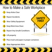 How To Make A Safe Workplace S...