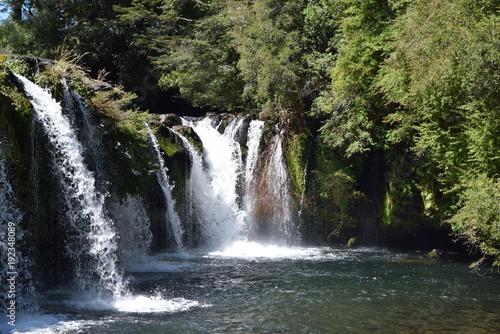 Recess Fitting Waterfalls lago ranco