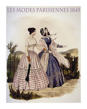 1845 Vintage Fashion, French M...