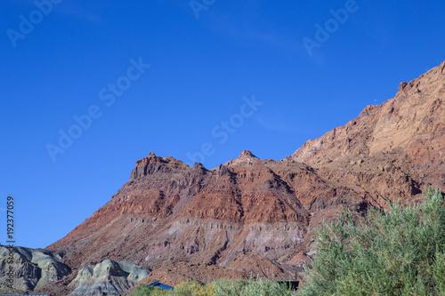 Photo  The beautiful Vermilion Cliffs in Arizona