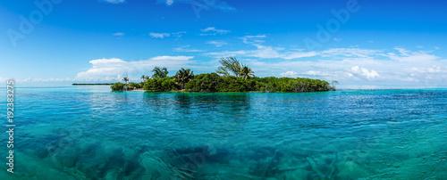 Photo Caye Caulker ocean in Belize
