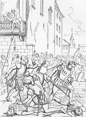 St Bartholemew's Day Massacre