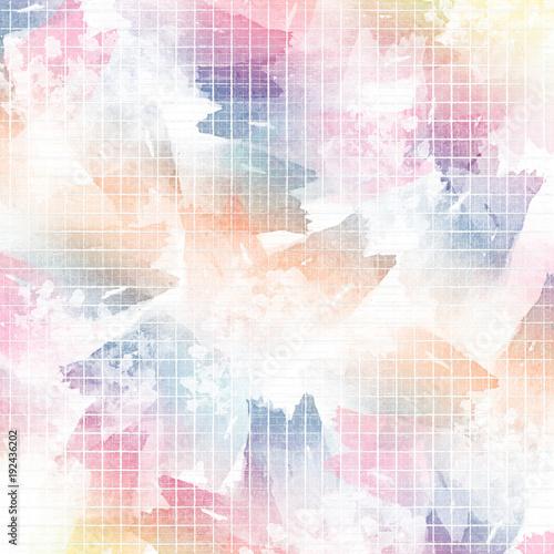 abstrakcyjna-kolorowa-akwarela-na-bialym-tle